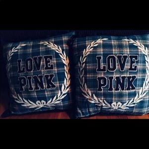 Victoria Secret Pillows Pink-Two